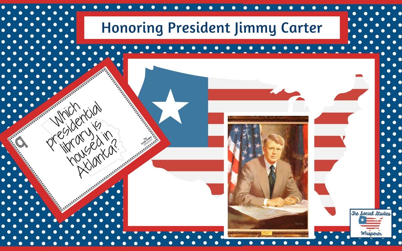 Honoring President Jimmy Carter SSW
