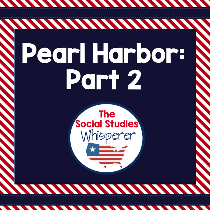 Pearl Harbor Day Part 2 SSW