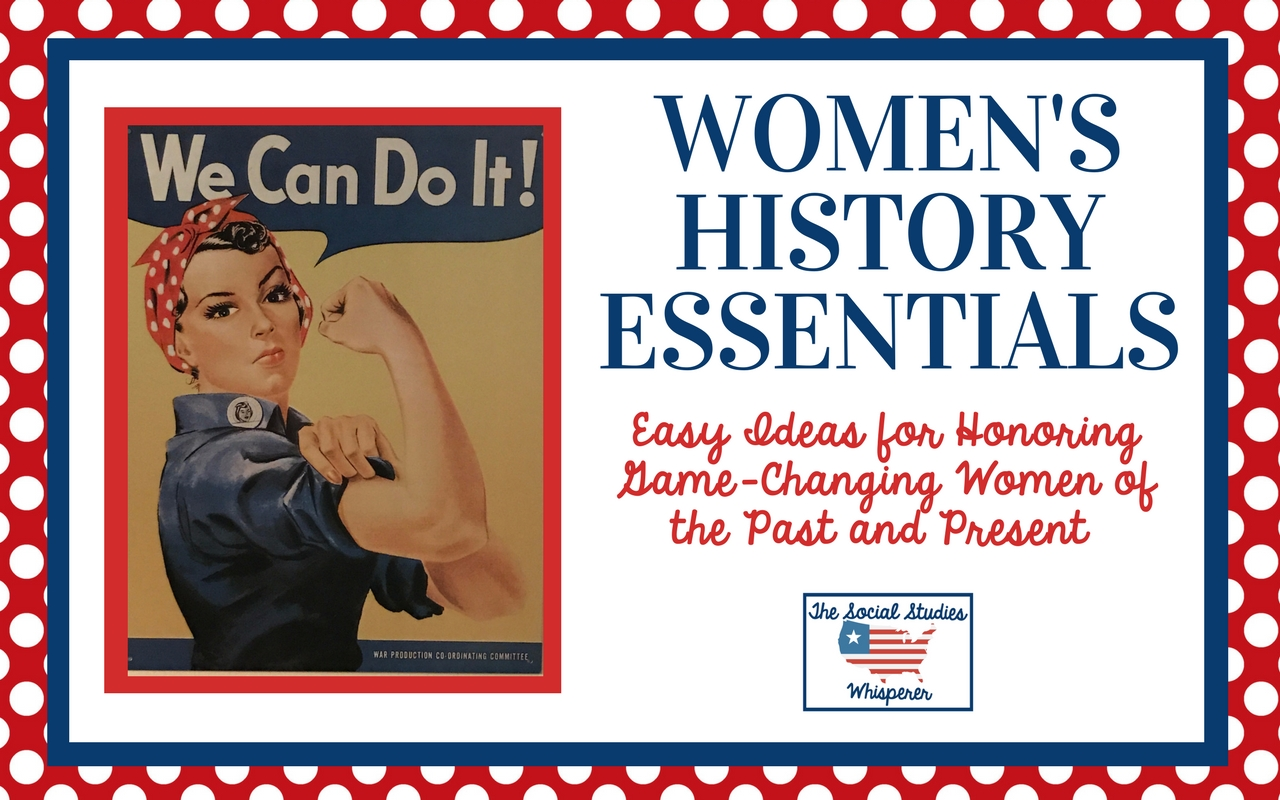 women's history month blog post main image ssw