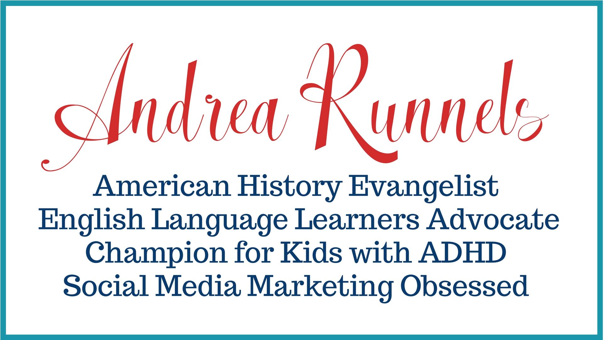 Andrea Runnels